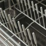 100 Smith's grau, universelle Spitzen-Zinken Abdeckungskappen für Spülmaschinengestelle, nur aufziehen zum reparieren