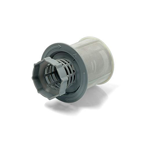 Mikrofilter Sieb Set 3-teilig für Bosch Siemens Spülmaschine 427903