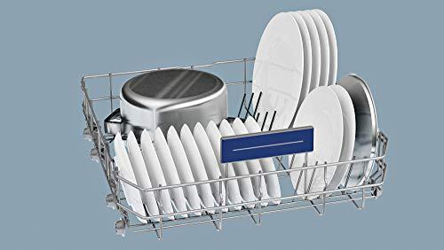 Siemens SN636X00LE iQ300 vollintegrierter Geschirrspüler / A++ / 262 kWh/Jahr / 2100 L/Jahr / varioSpeed Plus / Glas 40 Programm / varioSchublade / varioFlex-Korbsystem