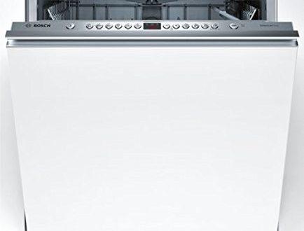 Bosch SMV46KX01E Serie 4 Geschirrspüler Vollintegriert / A++ / 60 cm / 262 kWh/Jahr / 13 MGD / SilencePlus / InfoLight / Extra Trocknen / VarioBesteckkorb